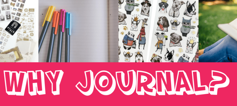 Why Journaling and Creating Scrapbooks Could Result in GREAT Mental Health Benefits! (Includes a Stickii.Club Giveaway!)