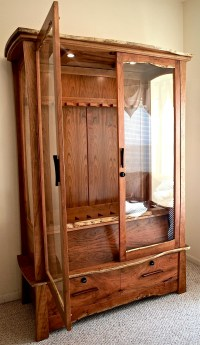 Octagon Gun Cabinet Plans Free Download dresser grow box