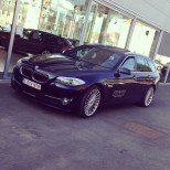 Alpina D5 from one of the directors of Monserez