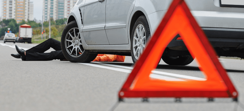 I Was Hit by a Car: The 6 Steps You Must Take