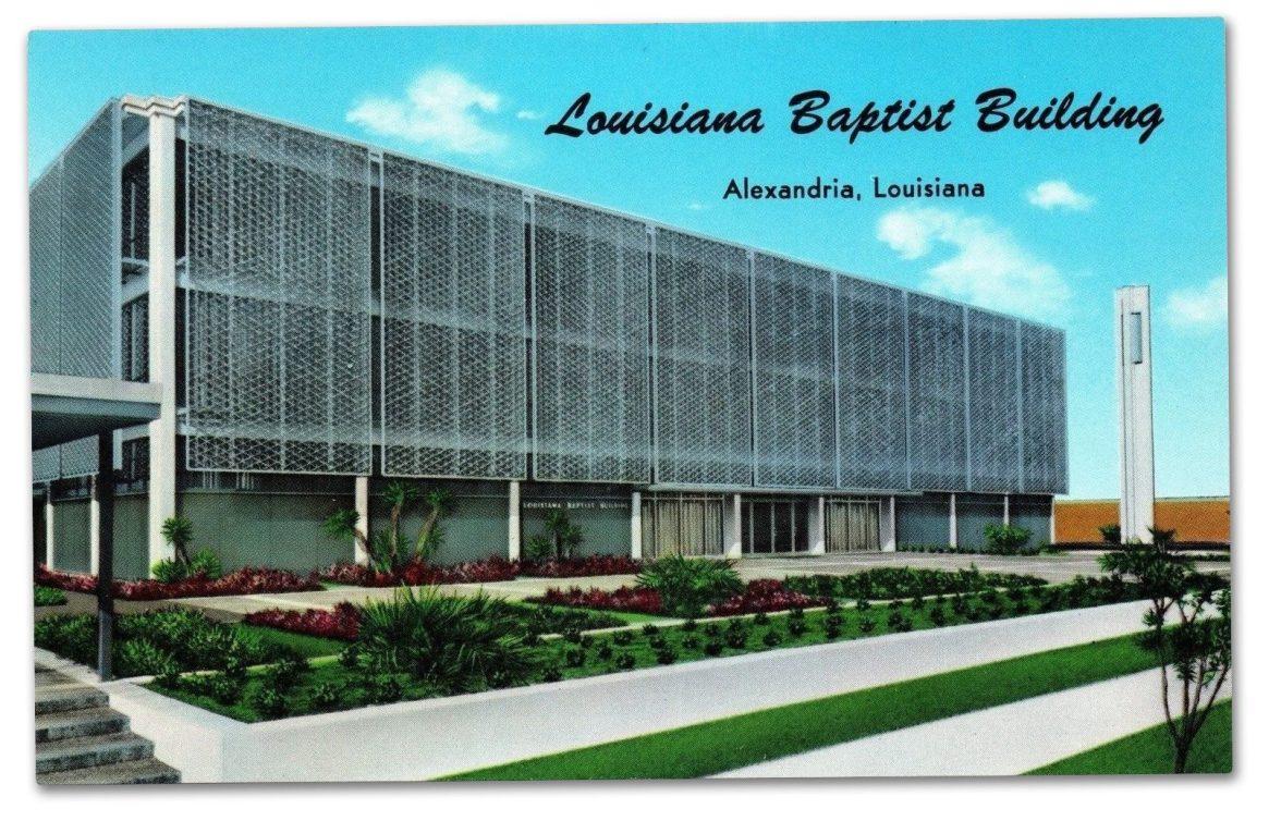Hello! from Louisiana Baptists