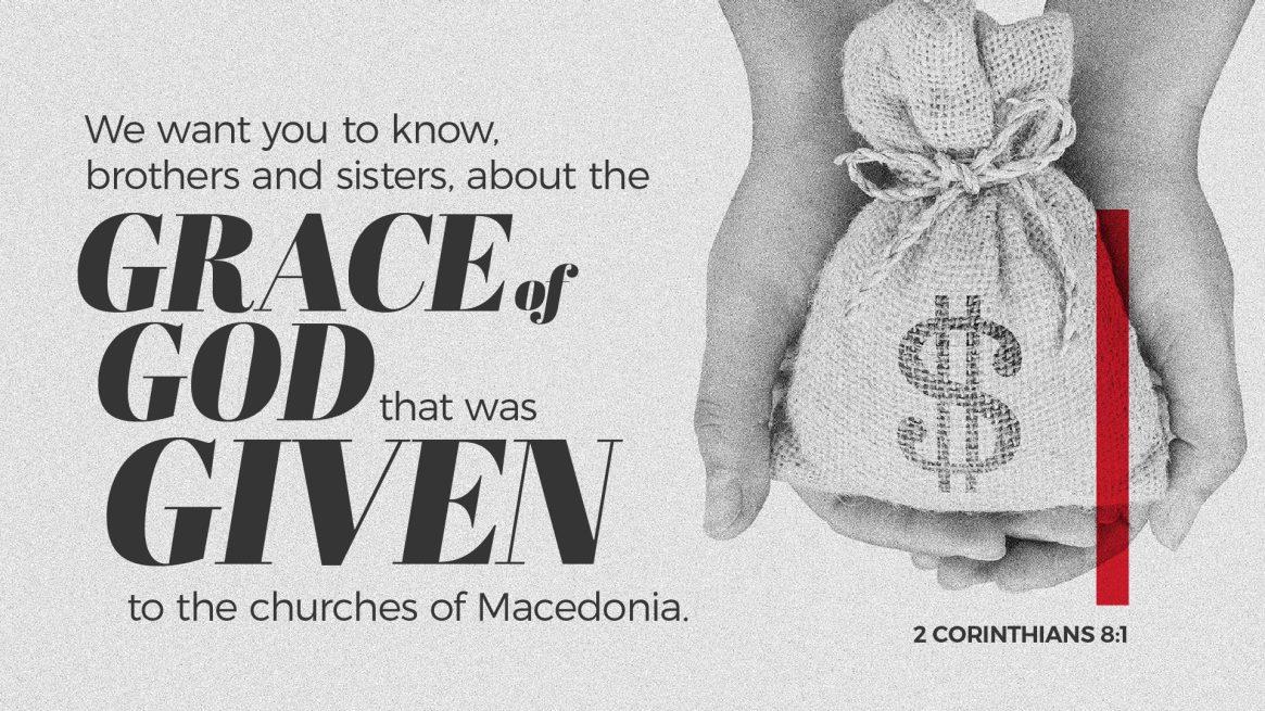 2 Corinthians 8:1