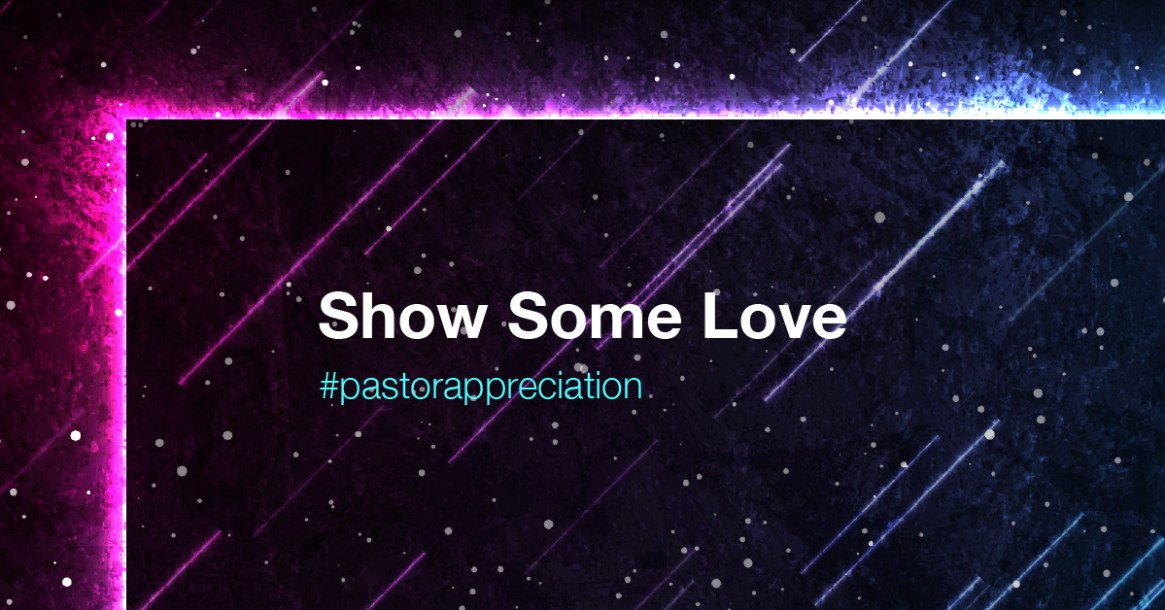 Show Some Love to Your Pastor