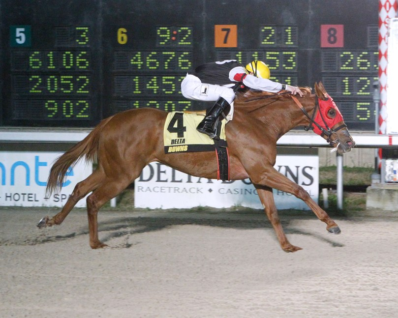 MARIAH'S GALAXY - Lookout Stakes - 13th Running - 12-28-18 - R08 - DED-02