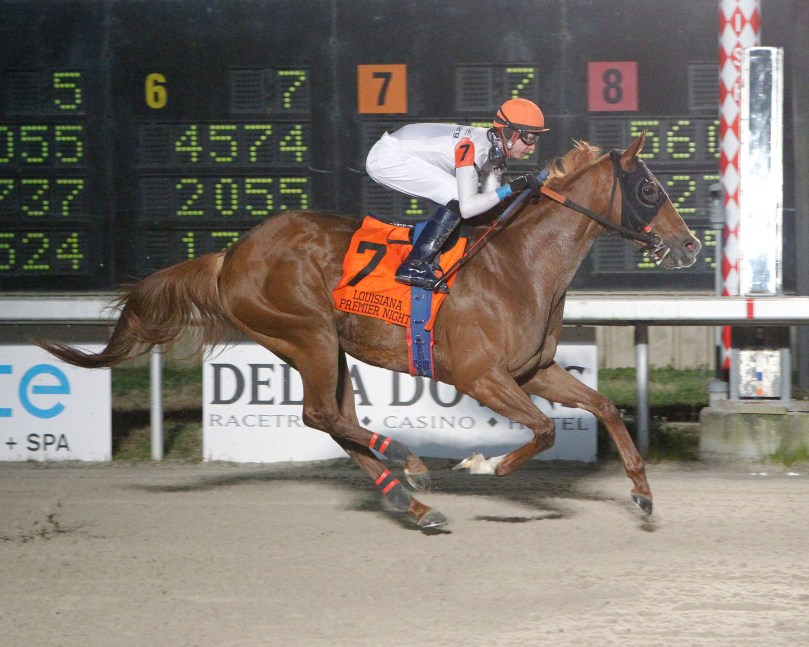 GALAXY THIRTYSIX - LA Bred Premier Night Ladies Starter Stakes - 02-09-19 - R06 - DED-01