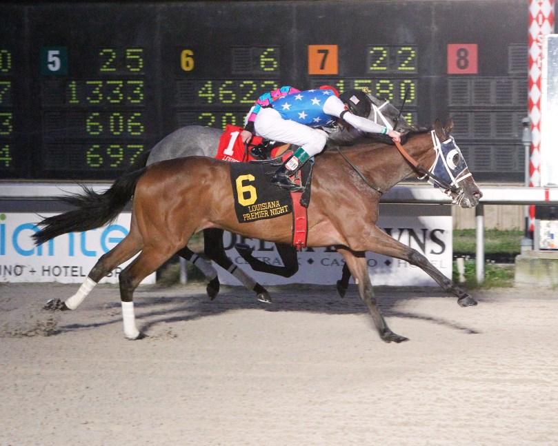 GOODPROFIT - LA Bred Premier Night Starlet Stakes - 02-09-19 - R02 - DED-01