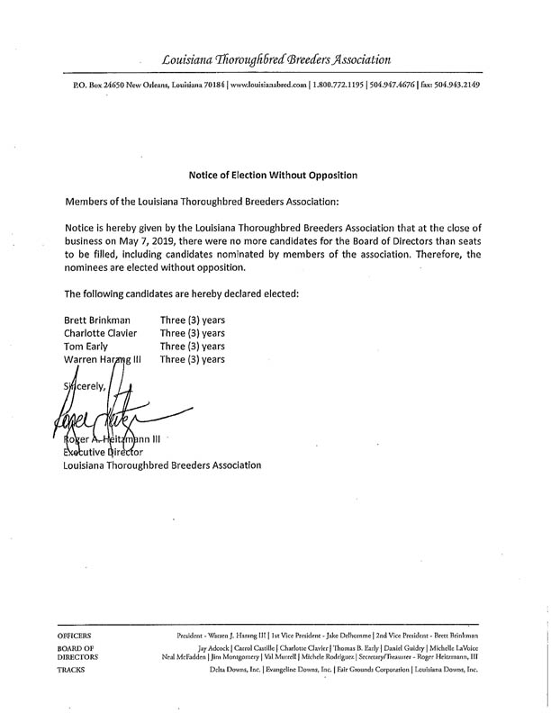 notice-of-election