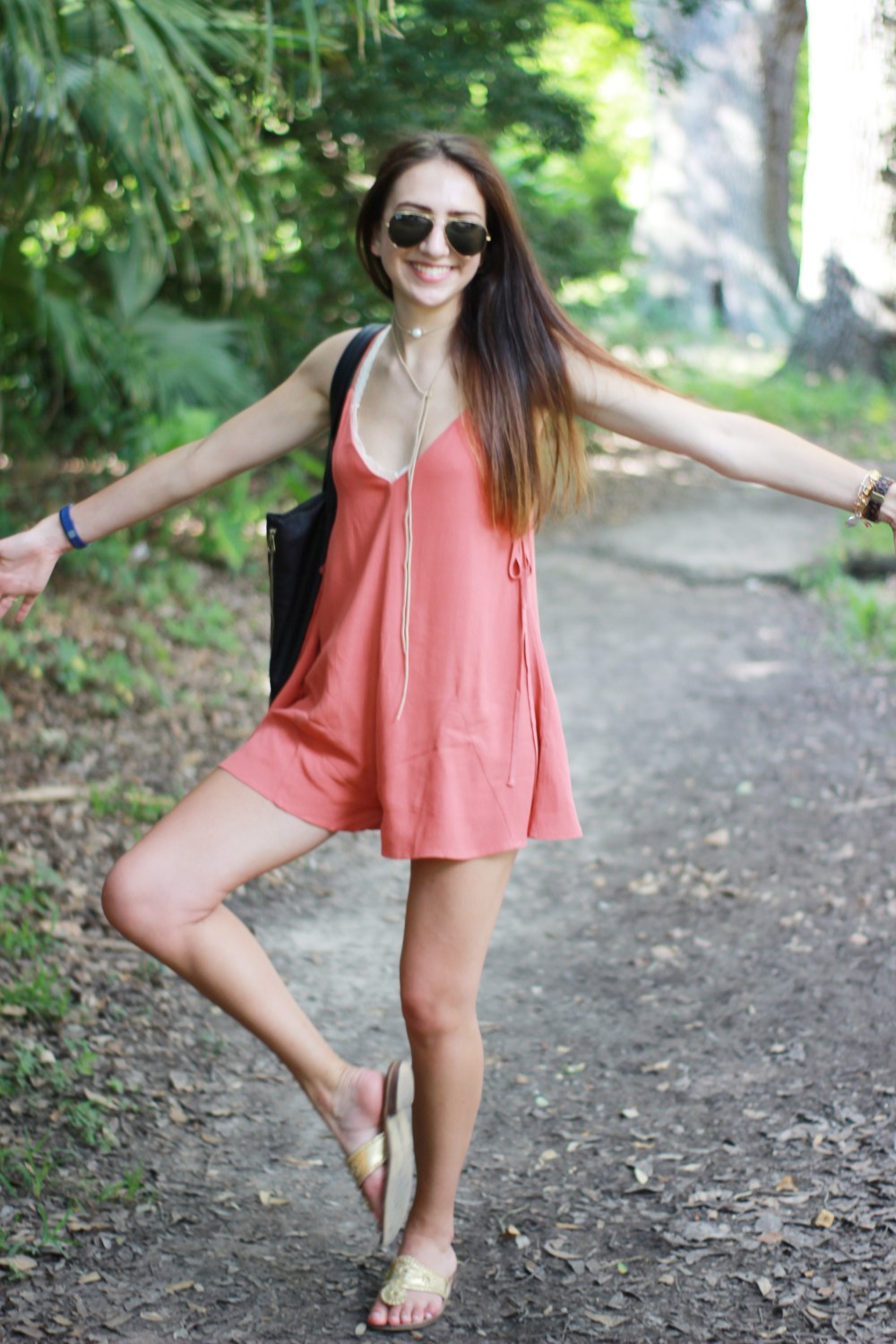two ways to rock the romper trend this summer 3