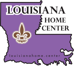 Louisiana Home Center Logo