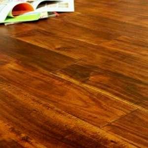 Acacia honey flooring
