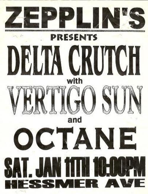 Vertigo Sun at Louisiana Music Archive