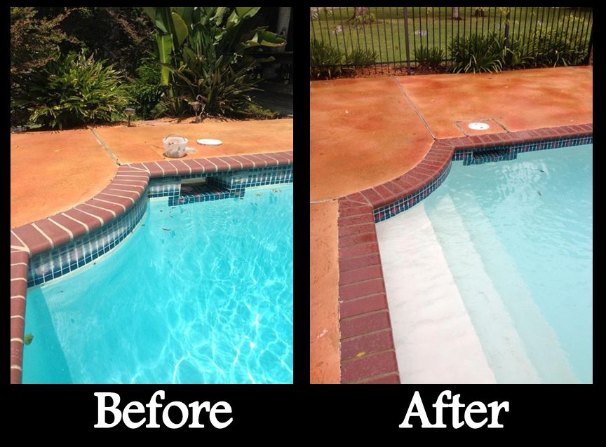 louisiana pool tile cleaning swimming pool tile cleaning in louisiana