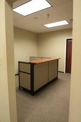 Suite 118 Reception Area