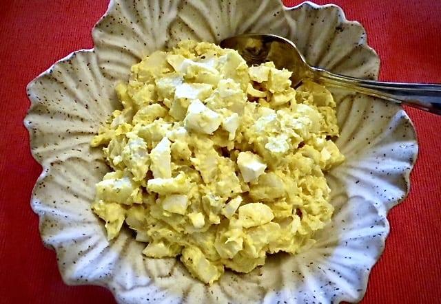 Plain Potato Salad For Gumbo