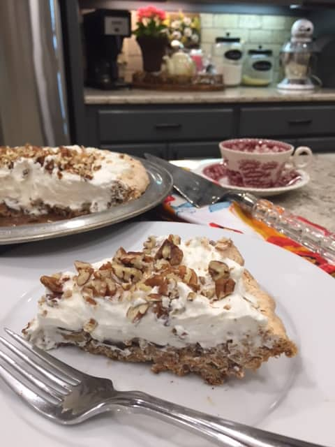 Pecan Pie Plaisir, LikeThe Piccadilly Pecan Delight Pie