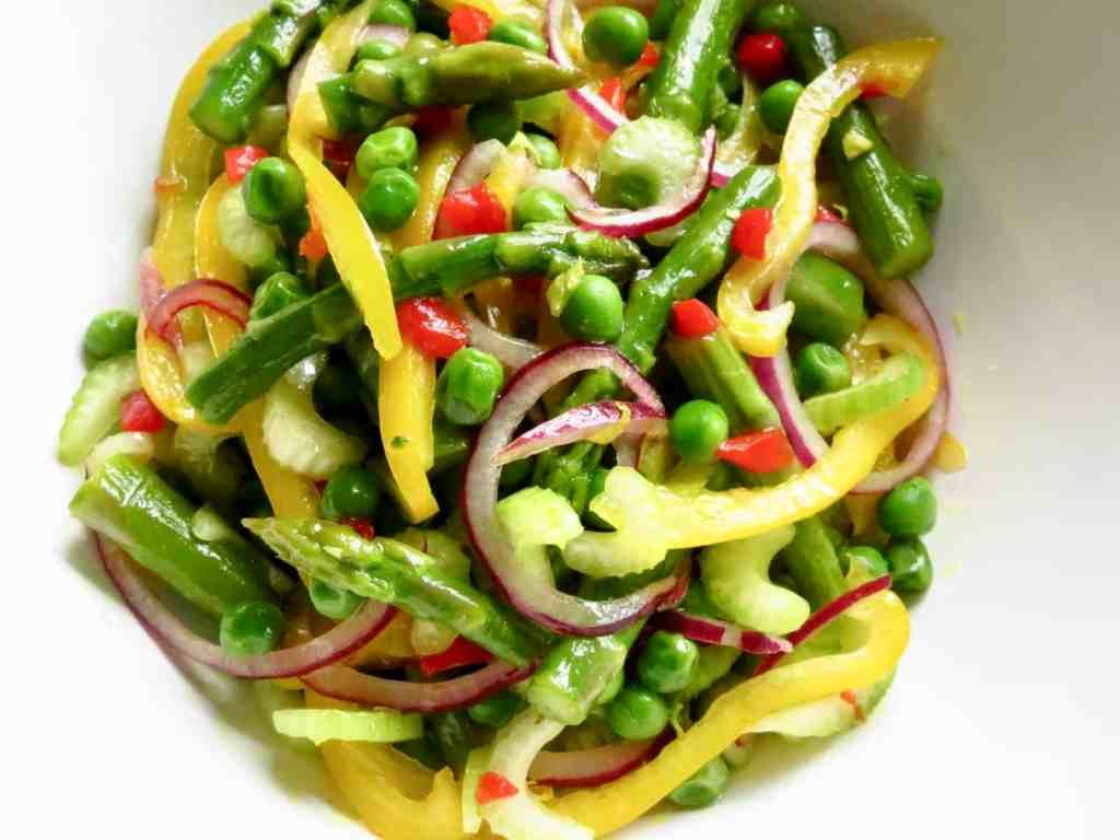 My Mardi Gras Salad
