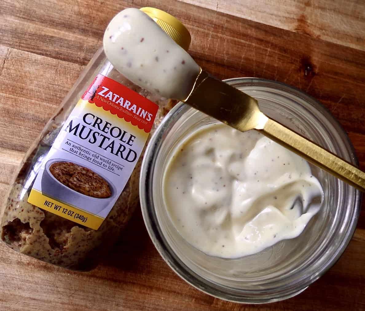 Homemade Mayonnaise With A Creole Kick