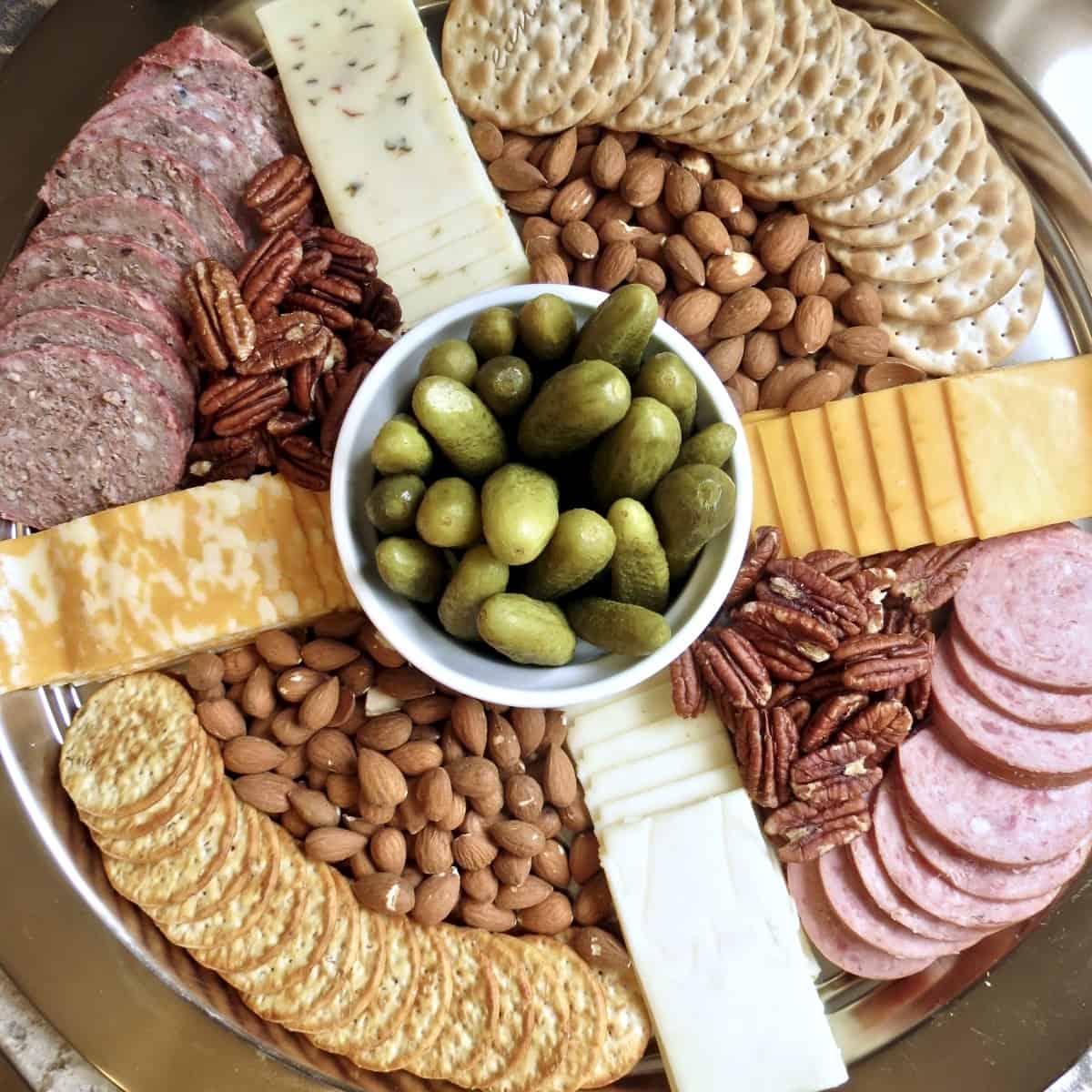 Easy Appetizer Charcuterie Boards