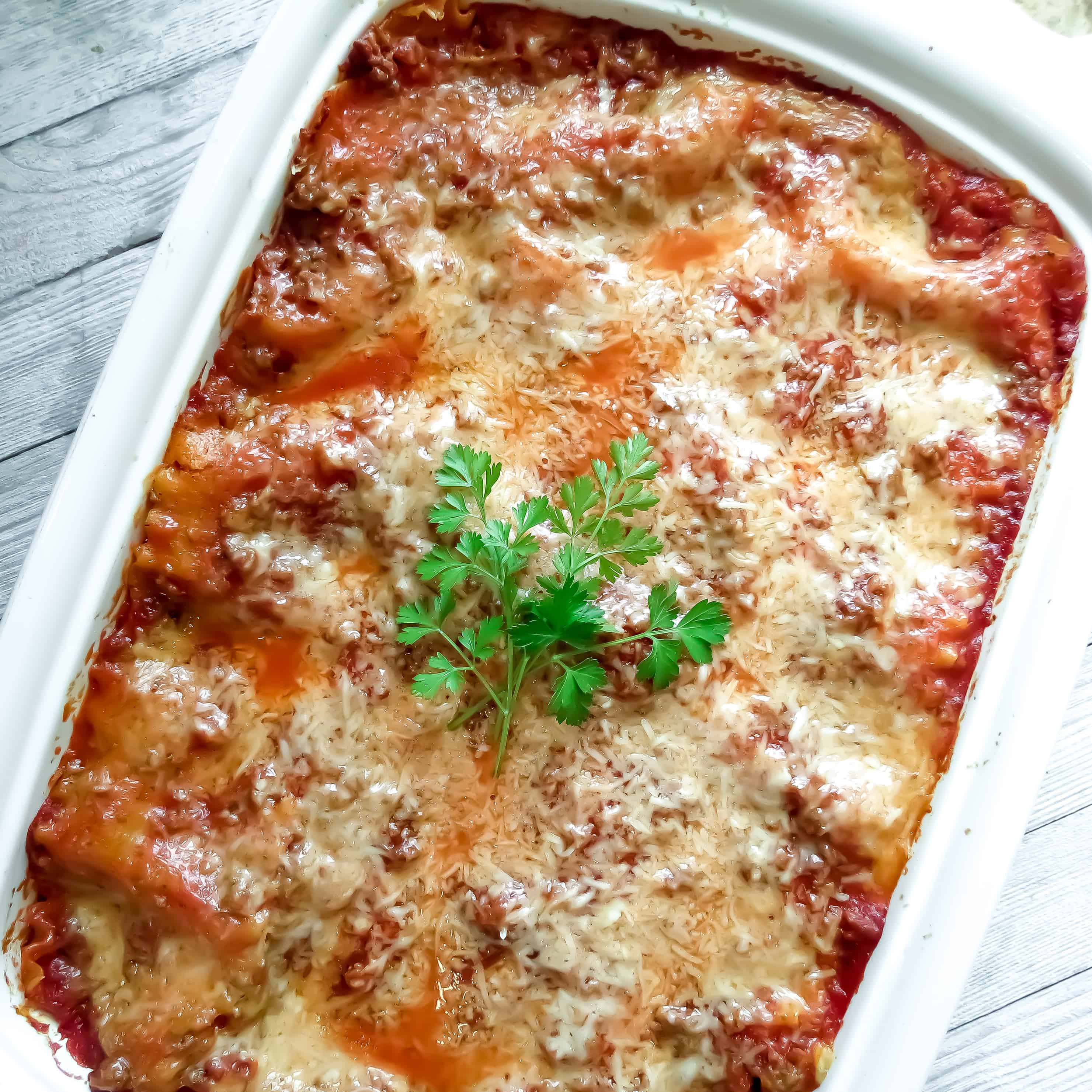 Easy Lasagna Recipe, Step-By-Step