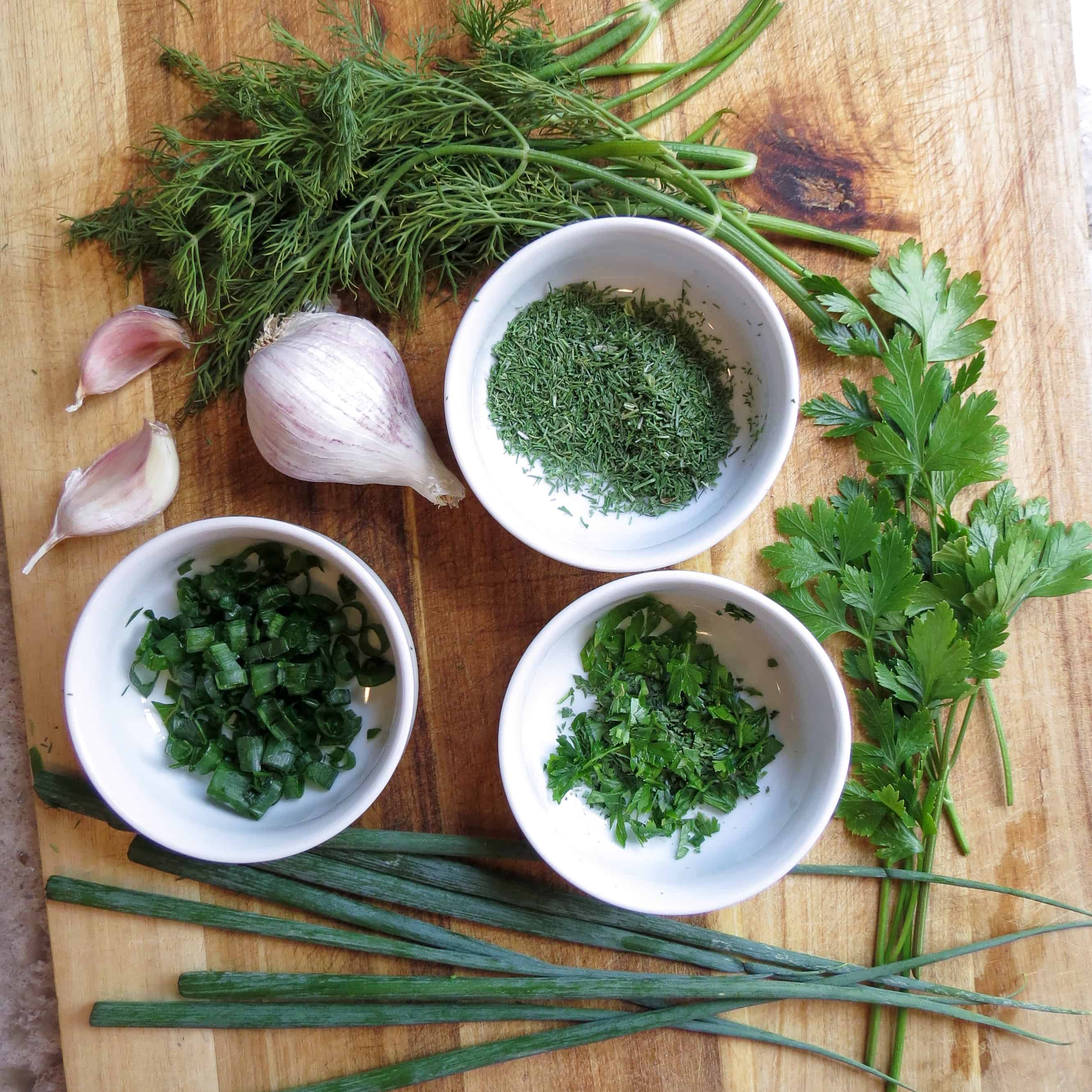 Fresh Herb Dip