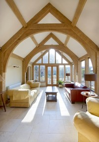 Extensions | Oak Timber Framing & Carpentry in France