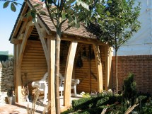 Outdoor Structures Oak Timber Framing & Carpentry In France