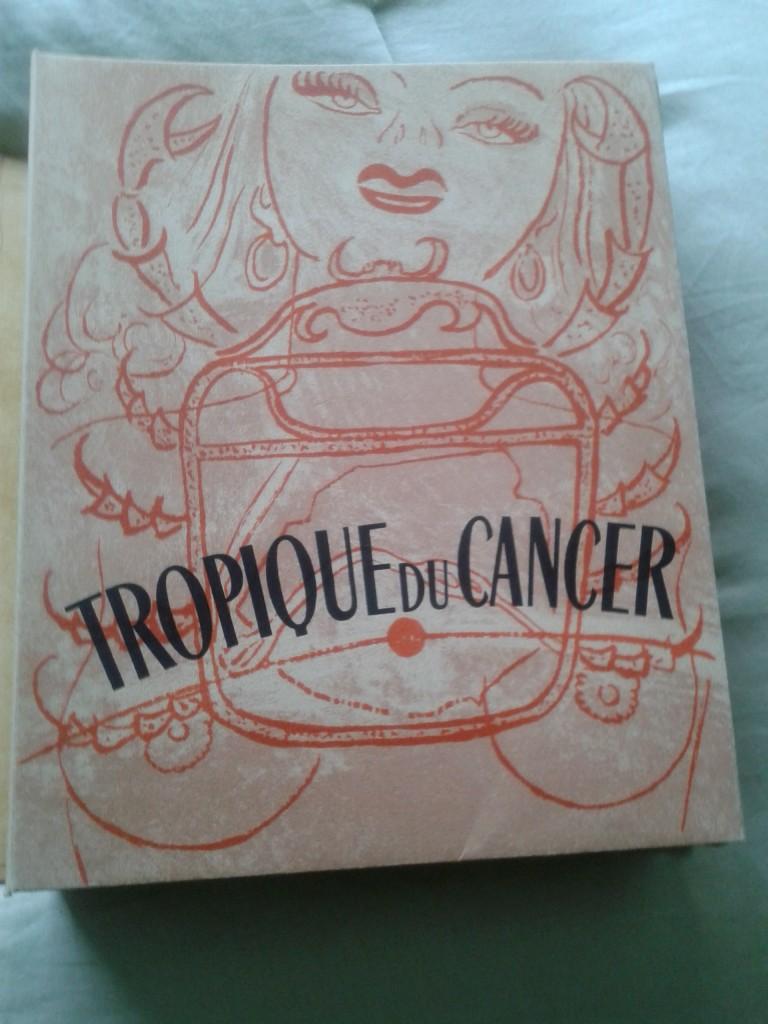 Tropique Du Cancer (roman) : tropique, cancer, (roman), Tropique, Cancer., Louis, Michel, Gratton, Auteur