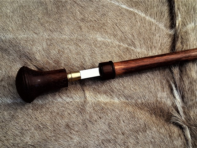 Hand crafted Sword canes