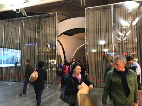 Lounge Istanbul entrance