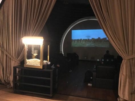 Lounge Istanbul cinema