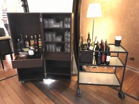 Lounge Istanbul alcoholic drinks