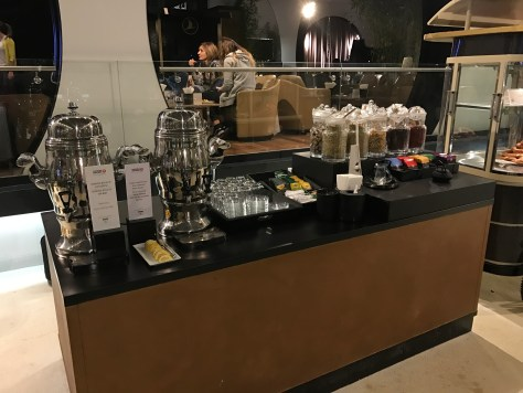 Lounge Istanbul tea station