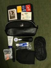 Turkish business amenities bag contents