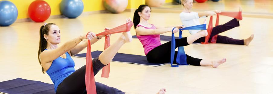 Resistance training yoga