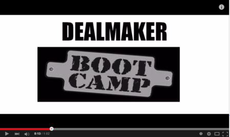 Deal Maker Bootcamp