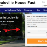 We buy houses Louisville KY