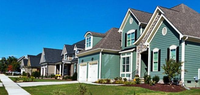 houses row 2