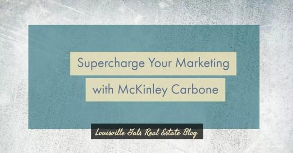 marketing, direct mail, McKinley Carbone
