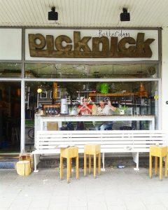 Bye bye Loukoum - PickNick - Brunch - Rotterdam