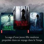Saga Rouge Rubis, Kerstin Gier