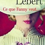 Ce que Fanny veut, Karine Lebert