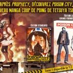 Poison city, Tetsuya Tsutsui