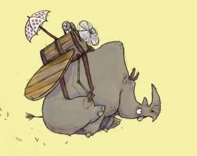 Rhino vole BD V5-18