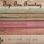 Top ten tuesday #18
