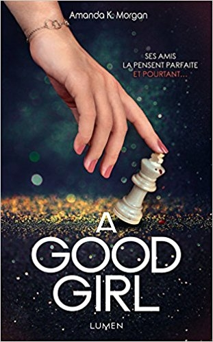A good girl, Amanda K Morgan