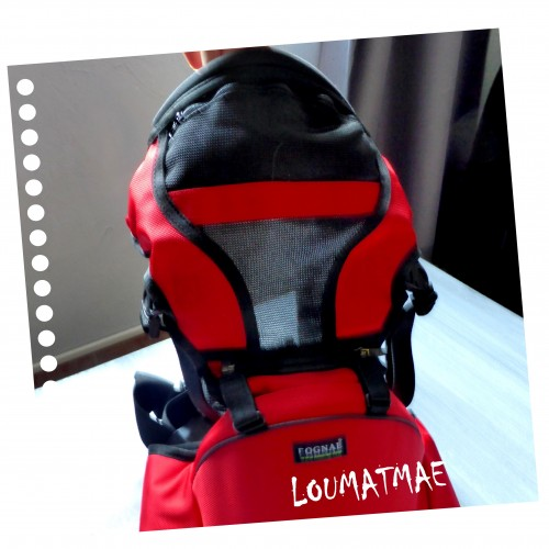 Smart Hipseat Pognae rouge
