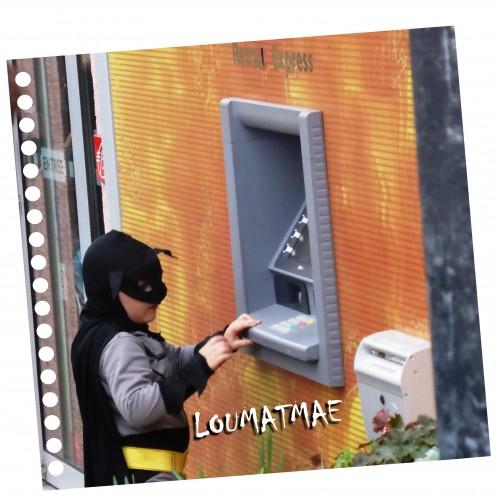 Batman au distributeur de billets