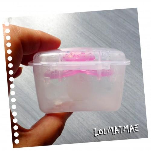boîte stérilisation sucette au micro onde