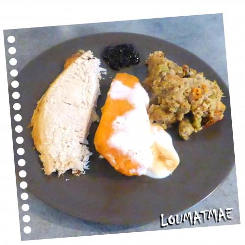 repas Thanksgiving
