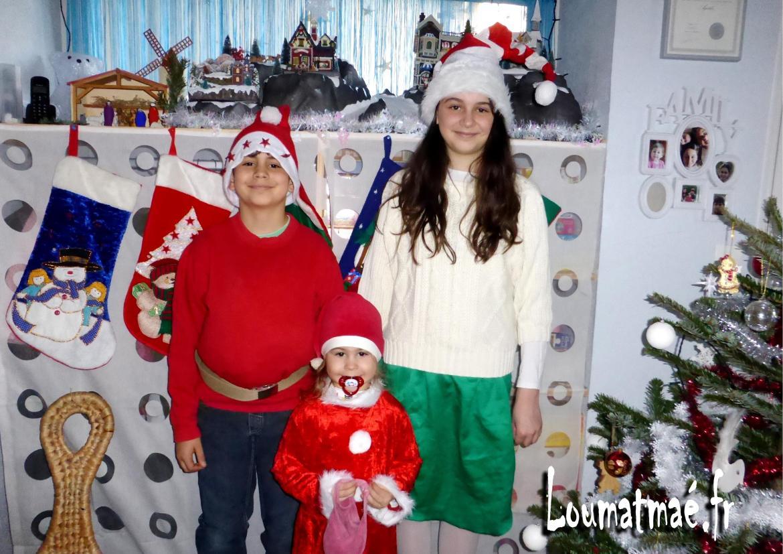 Noël 2015 chez lou